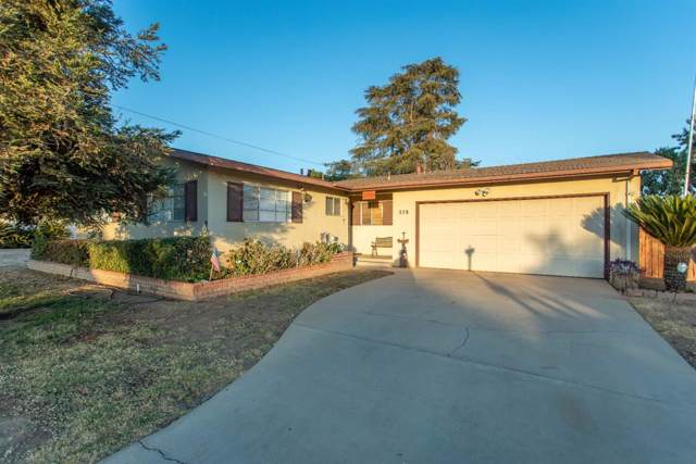 578 N Newton Drive, Dinuba, CA 93618 (#533150) :: FresYes Realty