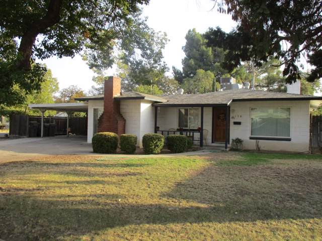 158 E Hampton Way, Fresno, CA 93704 (#533438) :: FresYes Realty