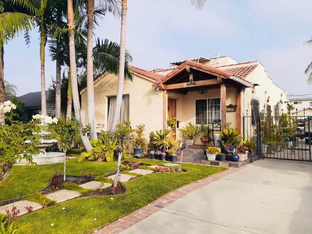 4701 Saturn Street, Los Angeles, CA 90019 (#533500) :: FresYes Realty
