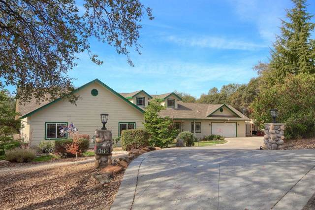 47378 Lookout Mountain Drive, Coarsegold, CA 93614 (#533541) :: FresYes Realty
