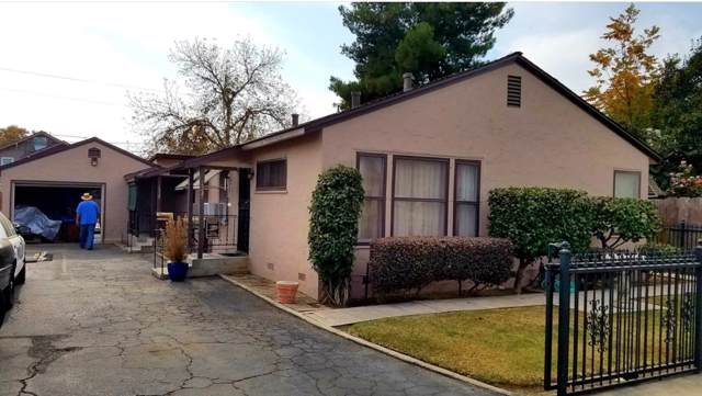 1537 4Th Street, Sanger, CA 93657 (#533796) :: FresYes Realty