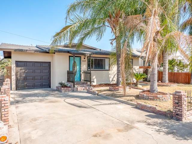 522 S C Street, Tulare, CA 93274 (#533893) :: Raymer Realty Group