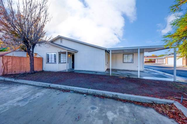 1051 Village Drive, Corcoran, CA 93212 (#534480) :: Twiss Realty