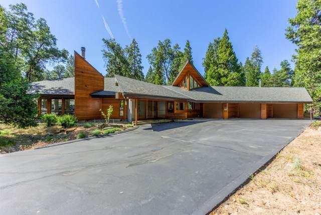42342 Granite Rim, Shaver Lake, CA 93664 (#535292) :: Twiss Realty