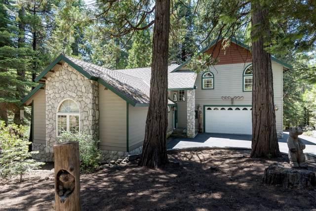 41643 Granite Ridge Road, Shaver Lake, CA 93664 (#535688) :: Twiss Realty