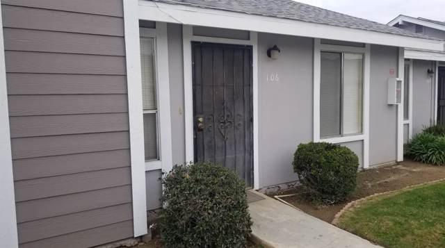 1027 W Dakota Avenue #106, Fresno, CA 93705 (#535899) :: Your Fresno Realtors   RE/MAX Gold