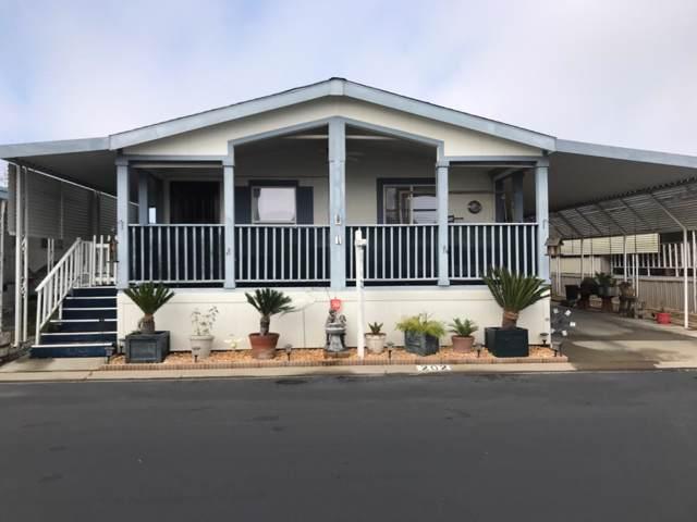 1001 Sylmar Avenue #202, Clovis, CA 93612 (#535943) :: FresYes Realty