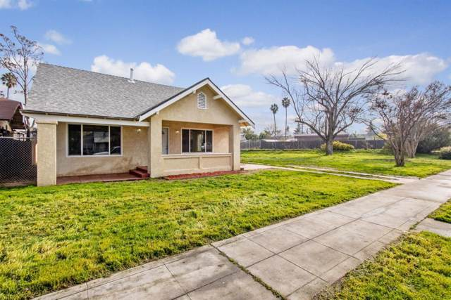 348 N Echo Avenue, Fresno, CA 93701 (#536372) :: Twiss Realty