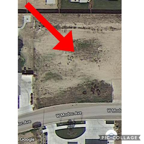 0 W Modoc Lot#8 Avenue, Visalia, CA 93291 (#536662) :: Dehlan Group