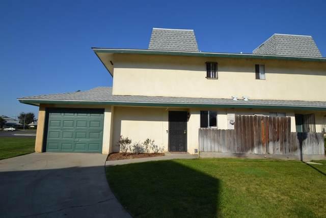 4811 N Winery Circle #107, Fresno, CA 93726 (#537026) :: FresYes Realty