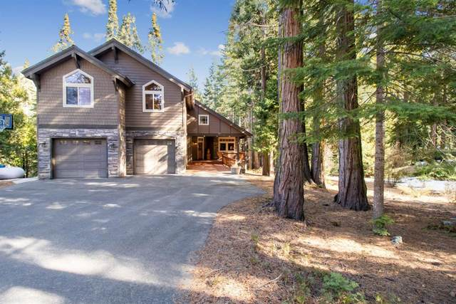 39527 Crystal Creek Lane, Shaver Lake, CA 93664 (#537172) :: FresYes Realty