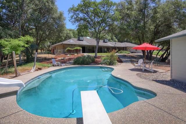 50965 Highland View Lane, Oakhurst, CA 93644 (#537419) :: Twiss Realty