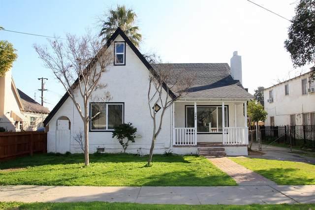 248 N Sierra Vista Avenue, Fresno, CA 93702 (#537486) :: FresYes Realty