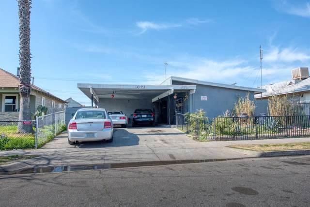 143 N Echo Avenue, Fresno, CA 93701 (#537560) :: Realty Concepts