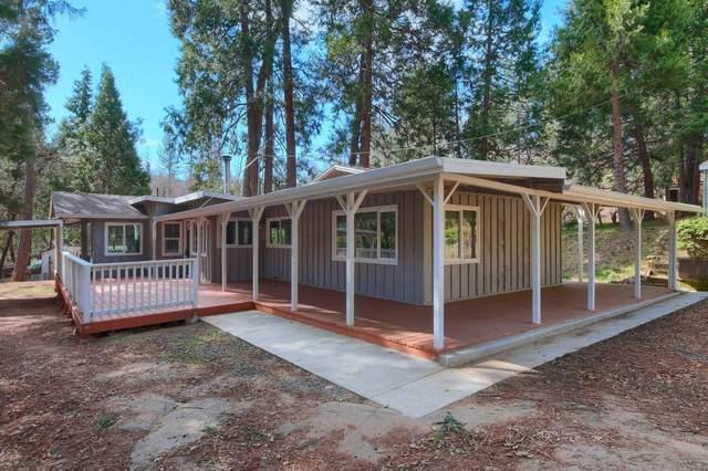 51338 Hillside Drive, Oakhurst, CA 93644 (#537625) :: Raymer Realty Group