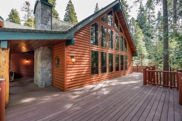 41812 Gray Rock Lane, Shaver Lake, CA 93664 (#537934) :: Twiss Realty