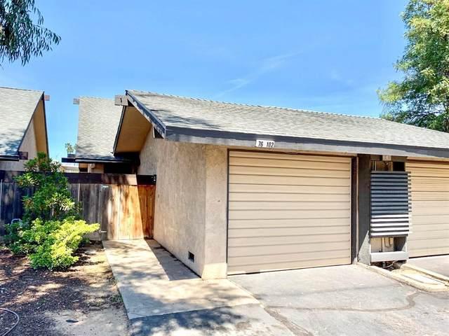 76 W Sierra Avenue #102, Fresno, CA 93704 (#539882) :: Raymer Realty Group
