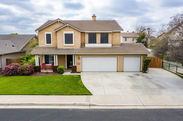 957 W Windsor Drive, Hanford, CA 93230 (#540362) :: Raymer Realty Group