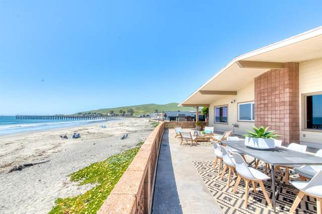 8 Ocean Front Lane, Cayucos, CA 93430 (#540696) :: Your Fresno Realty | RE/MAX Gold