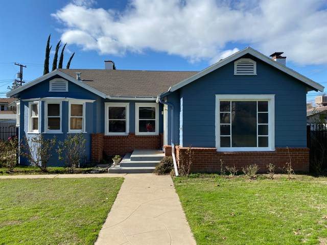 1281 N College Avenue, Fresno, CA 93728 (#540878) :: Raymer Realty Group