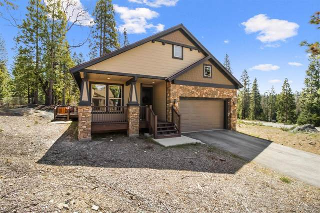 39513 Weldon Corral, Shaver Lake, CA 93664 (#541452) :: Raymer Realty Group