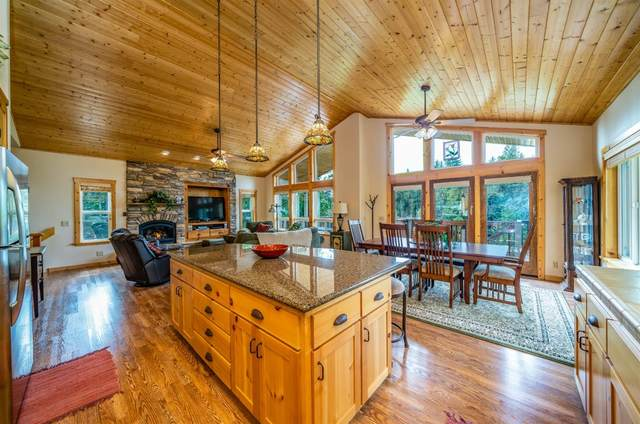 42038 Foxtail, Shaver Lake, CA 93664 (#541750) :: Raymer Realty Group