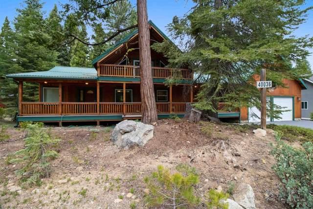 40036 Wild Rose Lane, Shaver Lake, CA 93664 (#541834) :: Raymer Realty Group