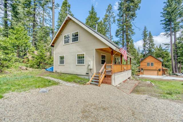 42390 Leisure Lane, Shaver Lake, CA 93664 (#542009) :: Raymer Realty Group