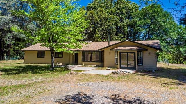 43696 Whispering Pines Drive, Oakhurst, CA 93644 (#542064) :: Raymer Realty Group
