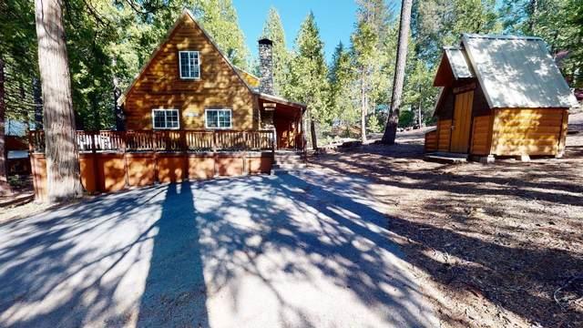 41244 Rock Road, Shaver Lake, CA 93664 (#542183) :: Raymer Realty Group