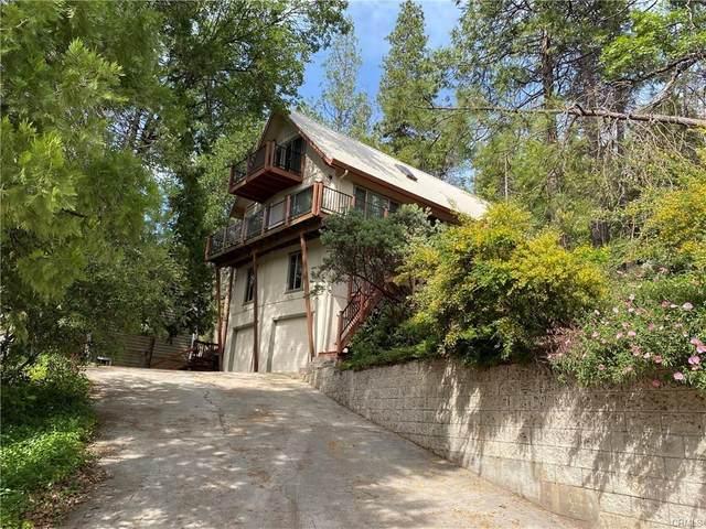 53687 Oak, Bass Lake, CA 93604 (#542670) :: FresYes Realty