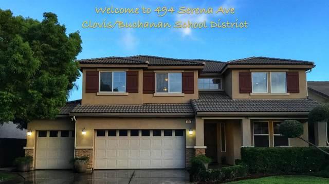 494 Serena Avenue, Clovis, CA 93619 (#543794) :: Realty Concepts