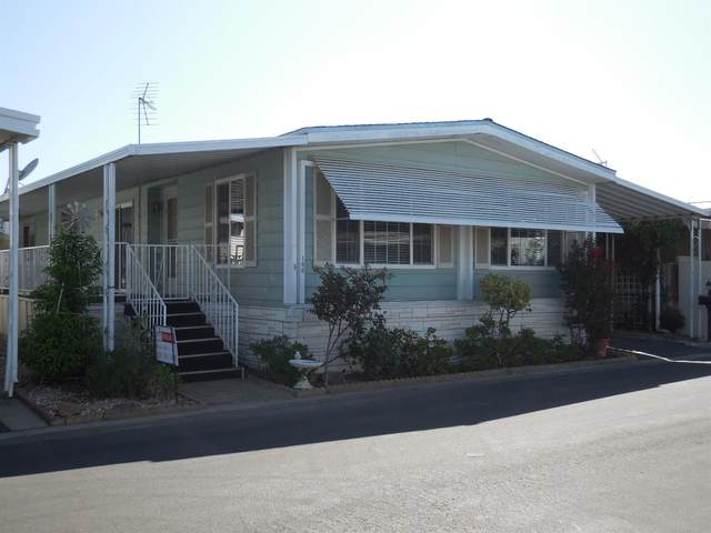 221 W Herndon Avenue #196, Pinedale, CA 93650 (#544202) :: Realty Concepts