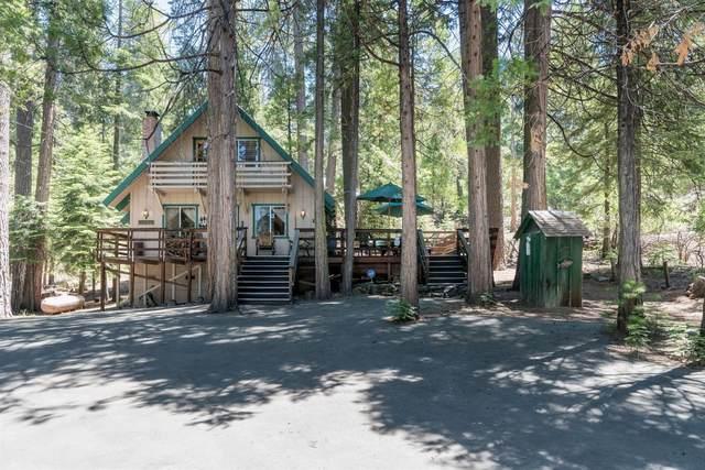 41570 Sunset Rock Road, Shaver Lake, CA 93664 (#544207) :: Dehlan Group