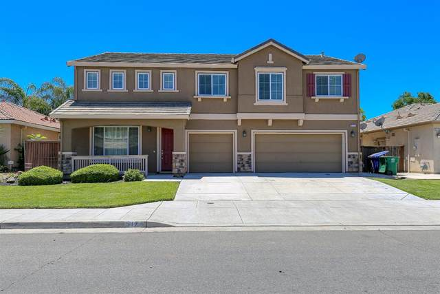 517 Peach, Chowchilla, CA 93610 (#544500) :: Raymer Realty Group