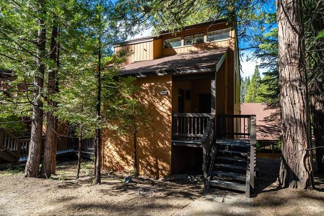 40909 Mill Run Lane #55, Shaver Lake, CA 93664 (#544583) :: Raymer Realty Group