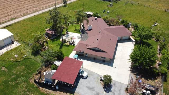 22463 Avenue 340, Woodlake, CA 93286 (#545313) :: Raymer Realty Group
