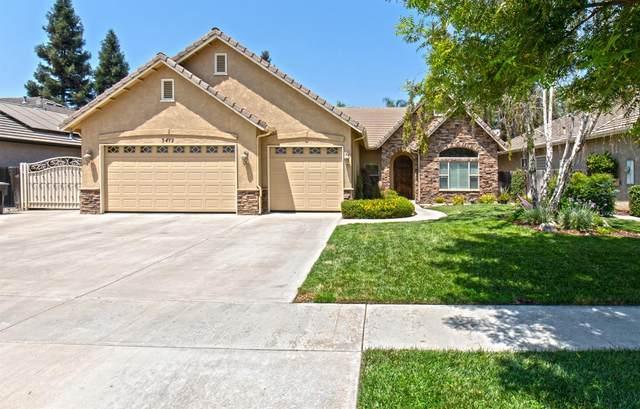 3412 E Paradise Avenue, Visalia, CA 93292 (#545794) :: FresYes Realty