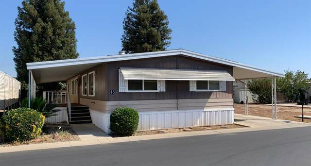 581 N Crawford Avenue #48, Dinuba, CA 93618 (#546379) :: Raymer Realty Group