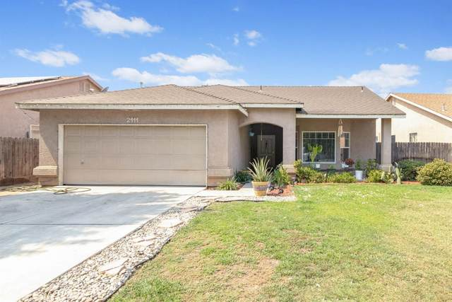 2111 June Court, Farmersville, CA 93223 (#547462) :: Raymer Realty Group