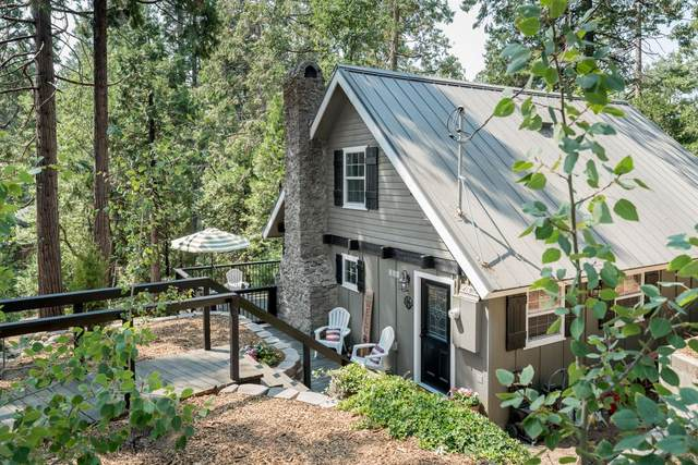 41974 Foxtail Avenue, Shaver Lake, CA 93664 (#547491) :: Raymer Realty Group