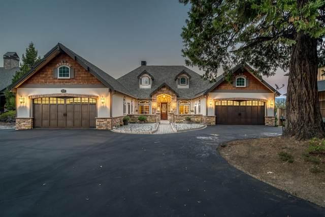 42401 Canyon Vista Lane, Shaver Lake, CA 93664 (#547621) :: Raymer Realty Group