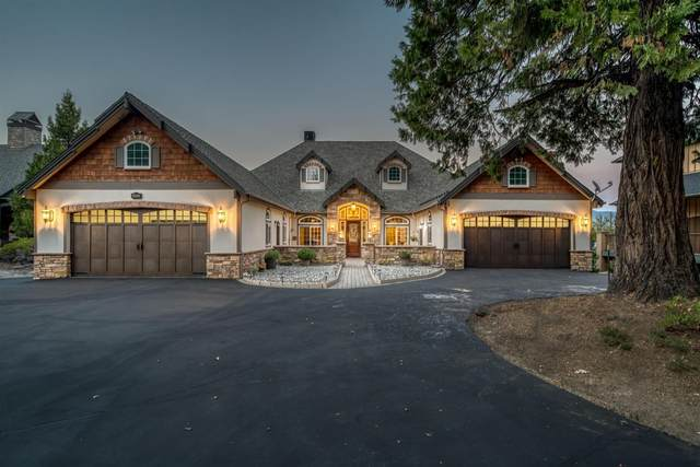 42401 Canyon Vista Lane, Shaver Lake, CA 93664 (#547621) :: FresYes Realty
