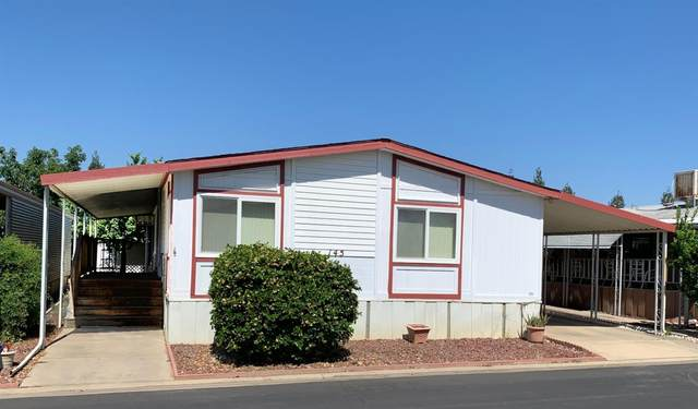 581 N Crawford Ave #145, Dinuba, CA 93618 (#547670) :: Raymer Realty Group