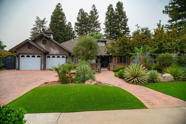 696 E Cole Avenue, Fresno, CA 93720 (#548342) :: Dehlan Group