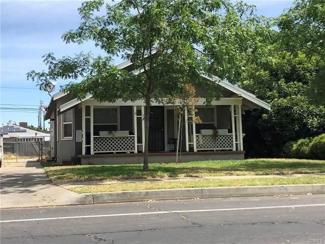 119 E Main Street, Merced, CA 95340 (#548466) :: Dehlan Group