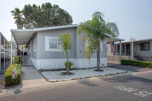 221 W Herndon Avenue #83, Fresno, CA 93650 (#548503) :: FresYes Realty