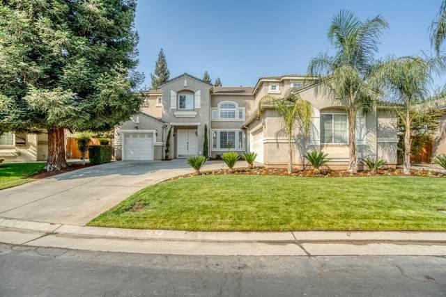 9869 N Sedona Circle, Fresno, CA 93720 (#548507) :: Raymer Realty Group