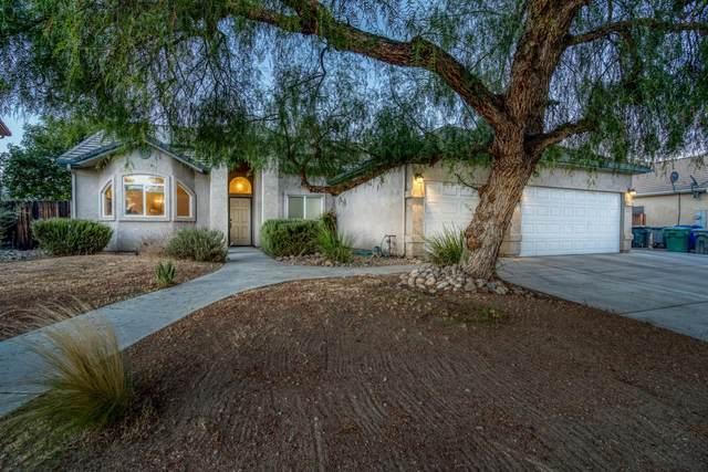 521 Buena Vista Drive, Coalinga, CA 93210 (#548626) :: Raymer Realty Group