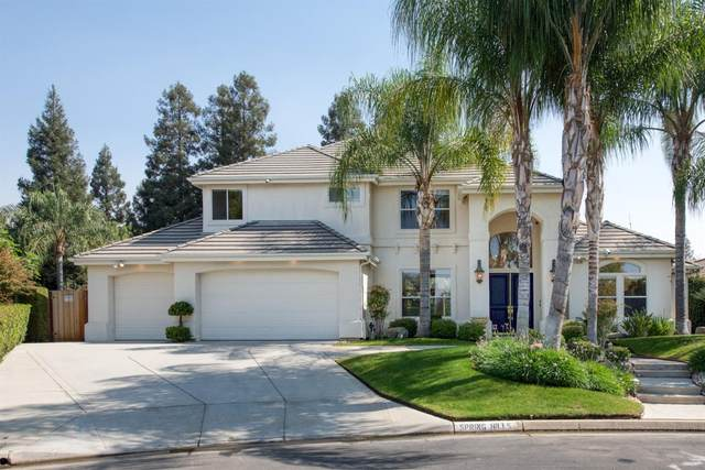 10468 N Spring Hills Drive, Fresno, CA 93730 (#548695) :: Realty Concepts